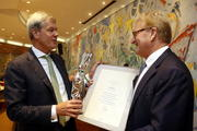 Dick Boer benoemd tot lid van verdienste van VNO-NCW