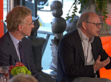 Robbert Dijkgraaf en Ben Verwaayen kritisch op Nederland