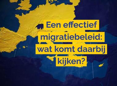 Een effectief migratiebeleid