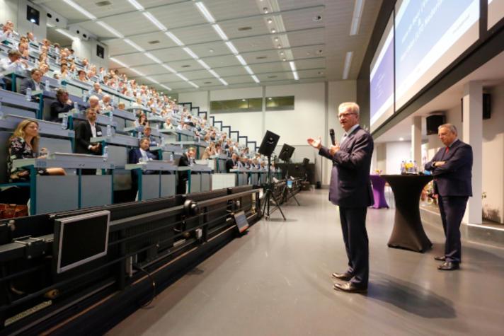 Brexitbijeenkomst VNO-NCW, MKB-Nederland, LTO en LNV