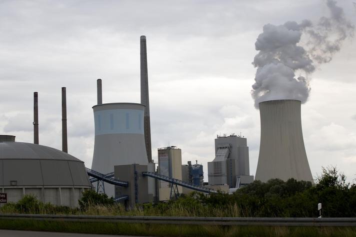 Coal-based power plant