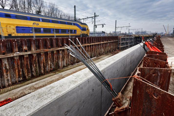Meer geld voor infrastructuur nodig