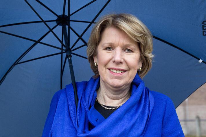 ABP-topvrouw Corien Wortmann: 'Ik wil invloed hebben'