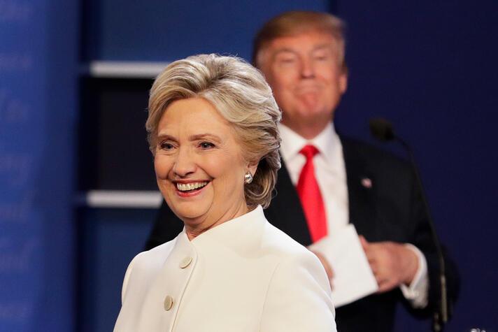 Trump versus Clinton: de economie