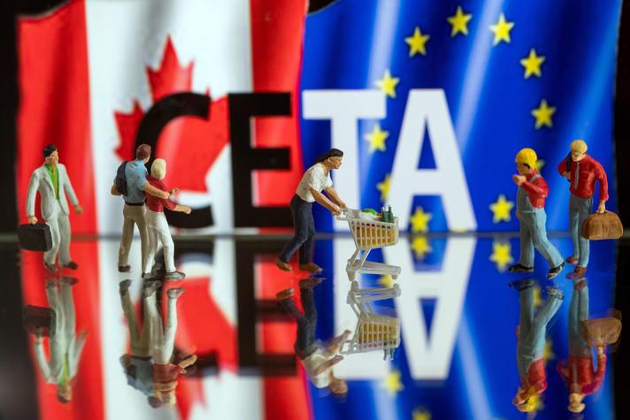 Groen licht voor CETA biedt kansen ondernemers