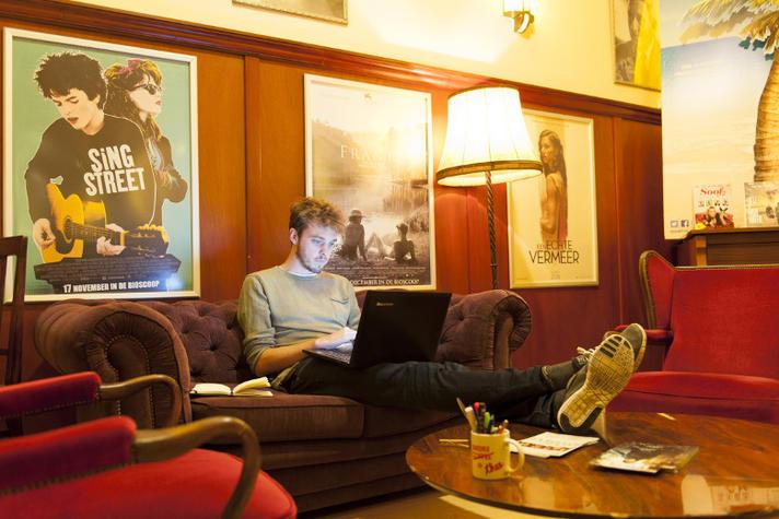 Fotodocument: Thuis is waar mijn laptop is