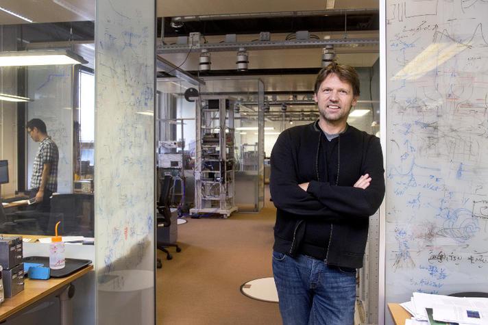 Deze Nederlandse prof verliet de wetenschap voor 't bedrijfsleven