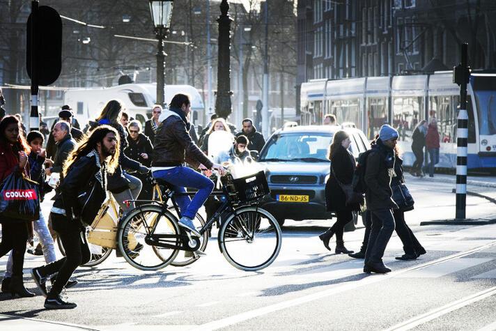 Luchtvervuiling in de stad is echt helemaal niet nodig