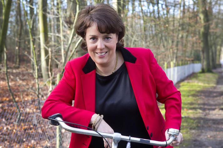 Manon van Beek: 'Hard werken is geen slechte eigenschap'