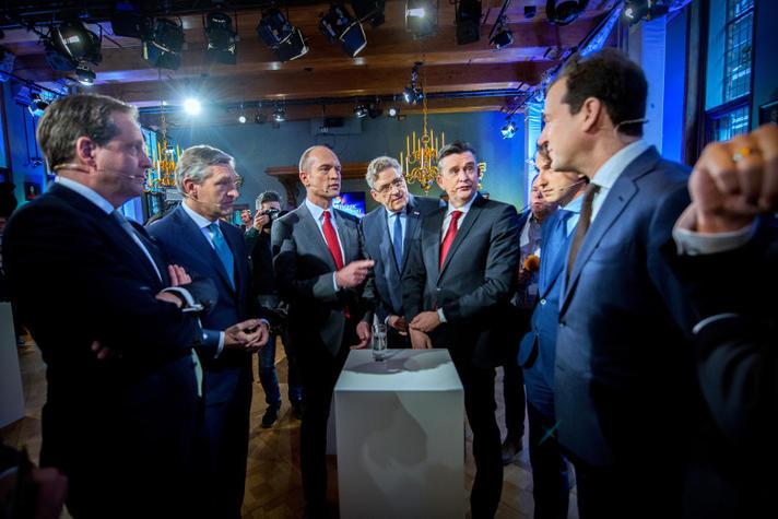 Verkiezingen 2017: wie krijgt de stem van ondernemers?