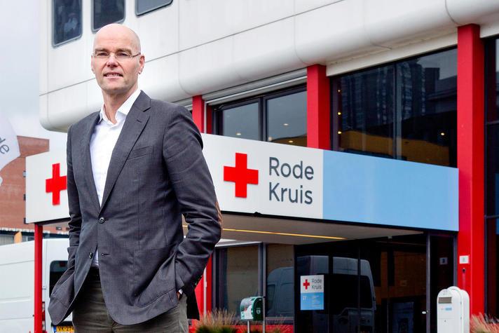 Gijs de Vries (Rode Kruis)