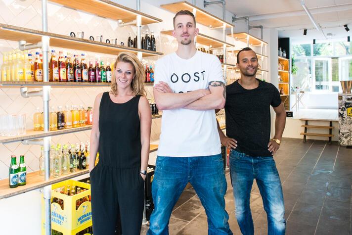 Deze 4 ondernemers verwacht je echt niet in de binnenstad