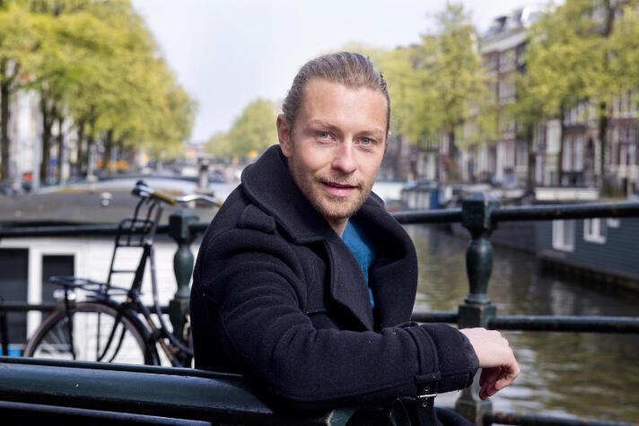 Vandebron-topman Aart van Veller: 'Mijn ballen liggen op het blok'