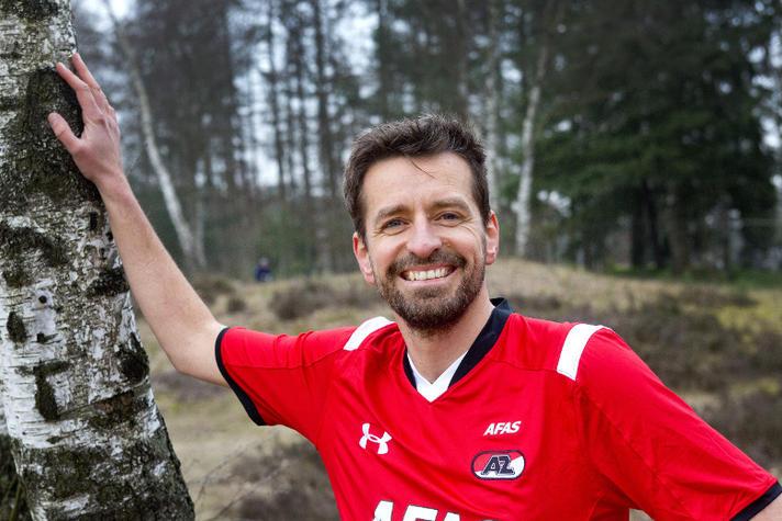 Bas van der Veldt (AFAS): 'Ik dram vanuit liefde'