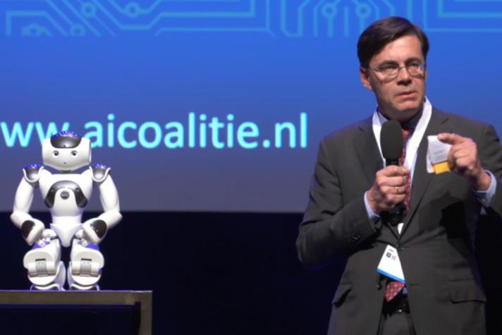 'Europees AI-hoofdkwartier naar Nederland halen'