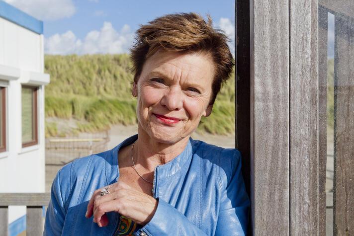 Donkergroen-directeur Anja Kanters: 'Ik ben een buitenbeentje'