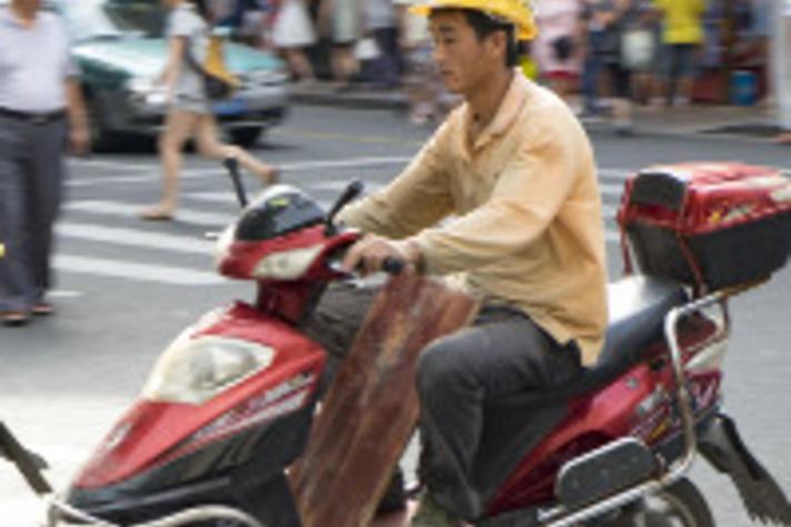 Op handelsmissie naar China: innovaties gaan hier snel