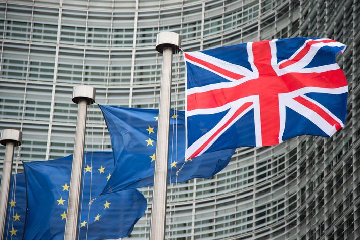'Brexit blijft duimen voor een goede afloop'