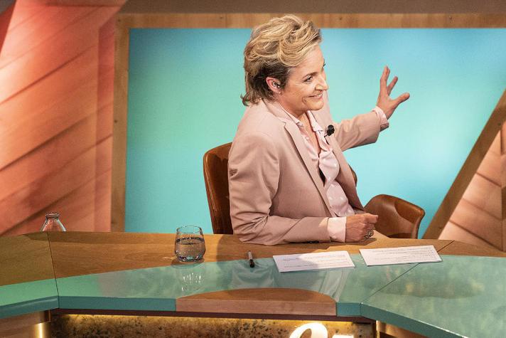 Ceo: vaker in een talkshow of niet?