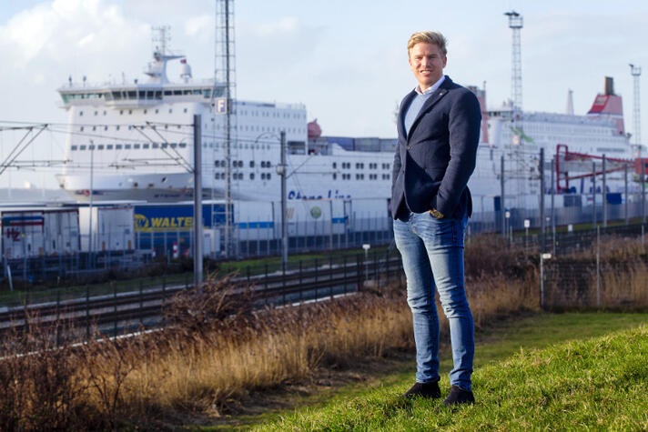 Harde Brexit? Dat wordt dringen in Hoek van Holland | Opinieblad Forum