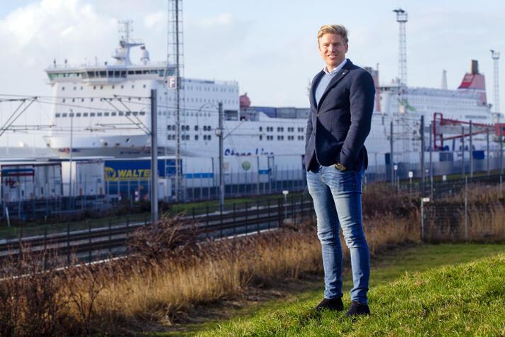 Harde Brexit? Dat wordt dringen in Hoek van Holland | Opinieblad Forum