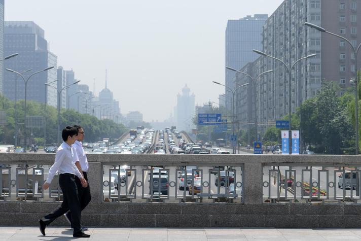 handelsmissie China