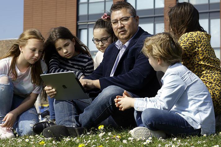Deze ondernemer maakt kinderen weerbaar tegen cyberpesten