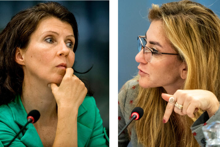 VVD versus PvdD: vuurwerkverbod of niet?