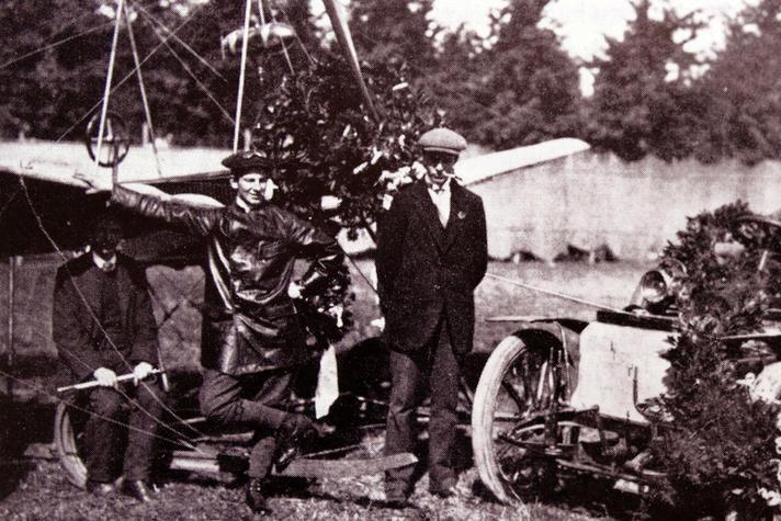 Anthony Fokker (1890 – 1939), ambitieus en een tikkeltje eigenzinnig