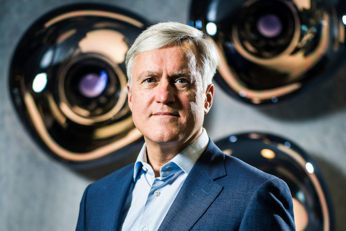 Frans Muller: 'Bedrijven moeten ethisch omgaan met data'