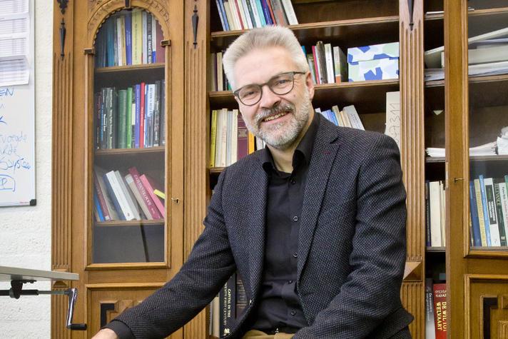 Hoogleraar Govert Buijs: 'Van de ene revolutie naar de andere'