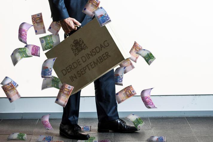 Beleidsarme begroting? Die hebben we íedere Prinsjesdag