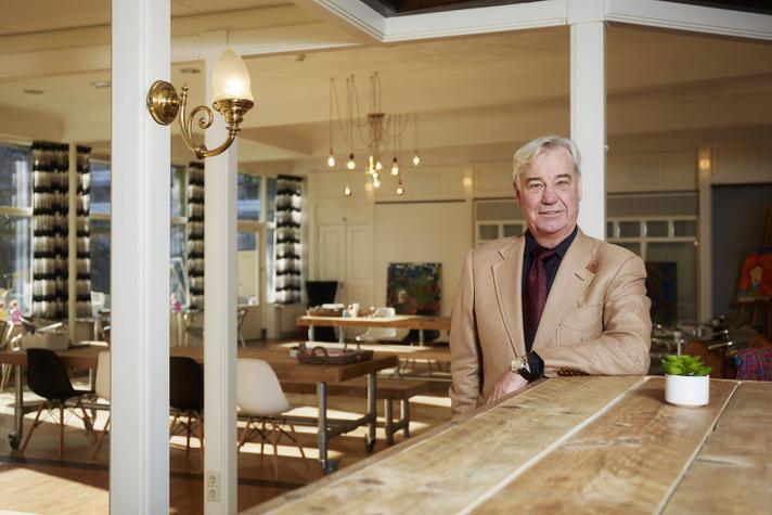 Hans van Putten (Thomashuis): 'Ik ga de zorg een poepie laten ruiken' | Opinieblad Forum