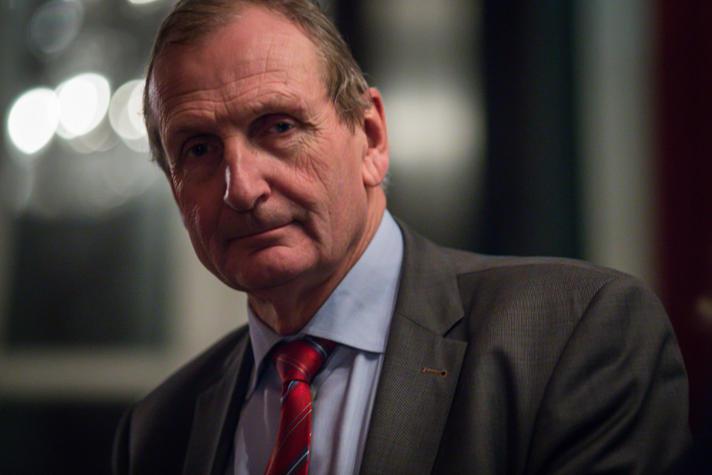 Henk Broeders (ICC): 'Corruptie zal ooit de wereld uit zijn'
