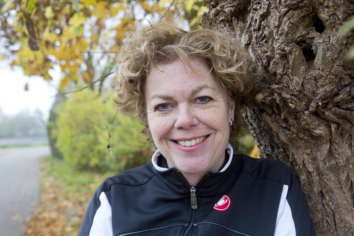 Alliander-ceo Ingrid Thijssen: 'Dat zwaarmoedige raak je nooit echt kwijt'
