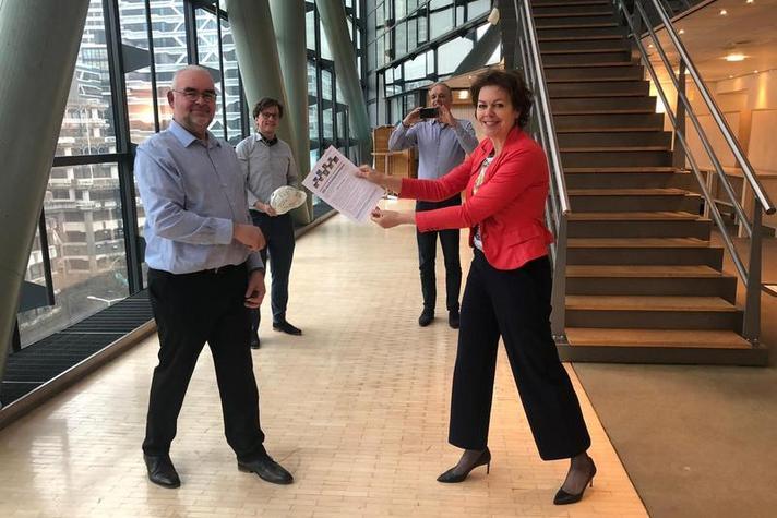 Ingrid Thijssen: Mét ondernemingsraden voor duurzaamheid industrie