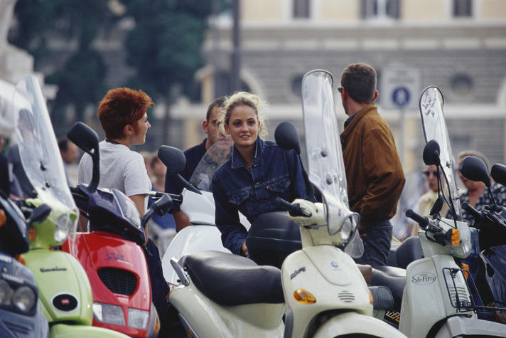 Mamma mia, Italië loopt leeg