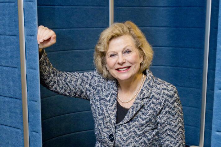 Pearl Dykstra: 'Regels komen van buiten, integriteit zit van binnen'