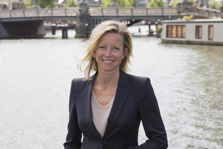 Kajsa Ollongren: '80 Procent van de banken blijft gewoon in Londen'
