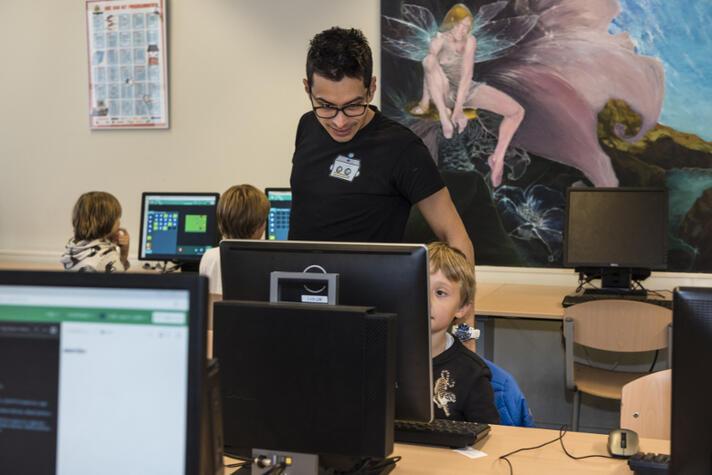 Laat je kind deze zomer leren programmeren! Hoe cool is dat
