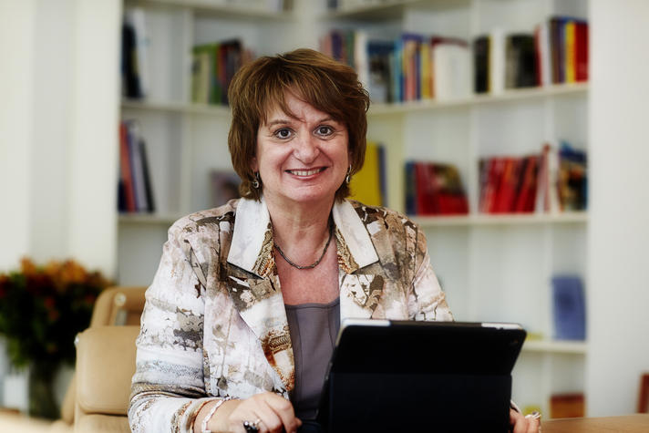 SER-voorzitter Mariëtte Hamer