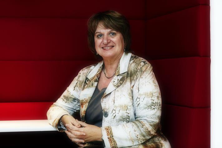 Mariëtte Hamer, voorzitter SER