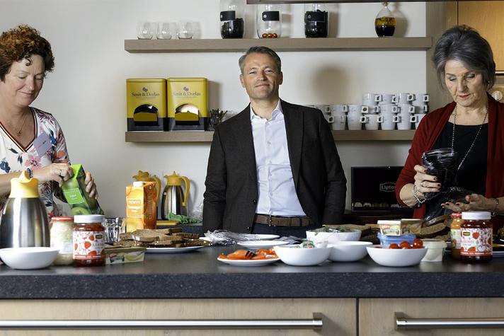 Michael Zijlaard helpt jongeren met een eetstoornis