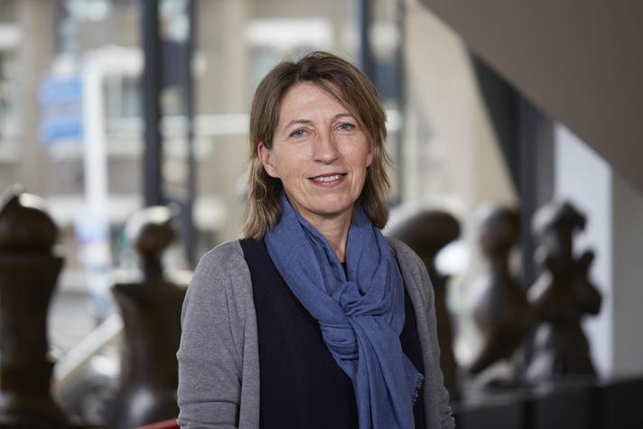 Nicole Mallens - Beleidssecretaris Cybersecurity