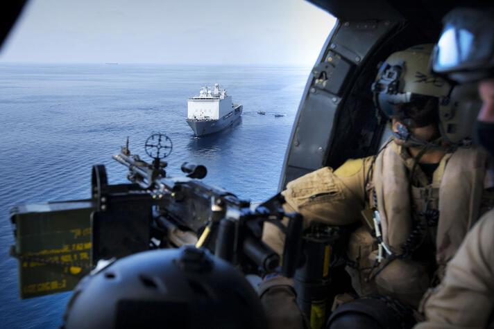 'Piraterij nog steeds groot risico voor scheepvaart' | Opinieblad Forum