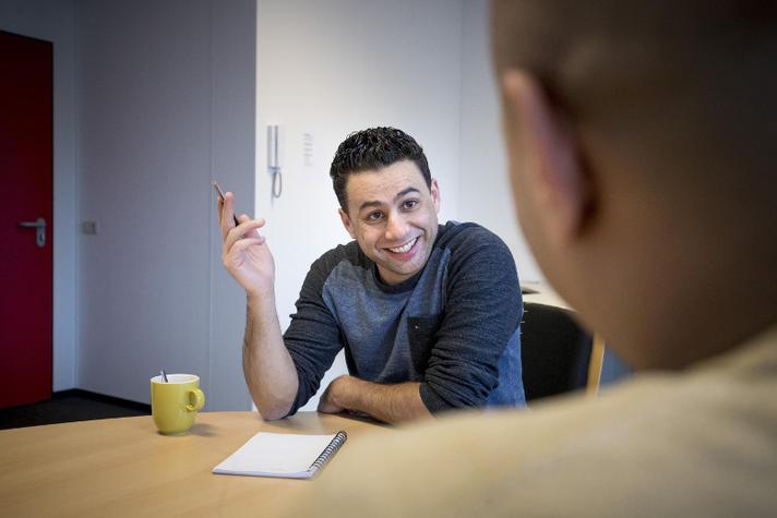 Deze oud-voetballer van De Treffers werd ondernemer in de zorg | Opinieblad Forum