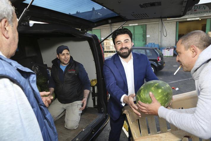 Selçuk Öztürk: 'Allochtone zzp'er komt er niet tussen'