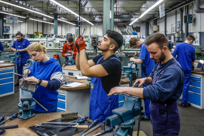 Een werkervaringsplek is hard nodig, maar voorlopig lopen de tekorten op