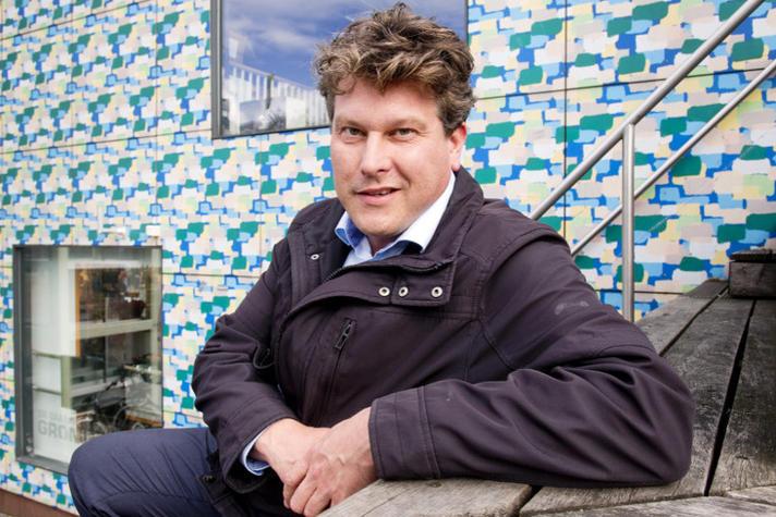 Hoe ondernemer Stefan Holthausen in de ban van waterstof raakte