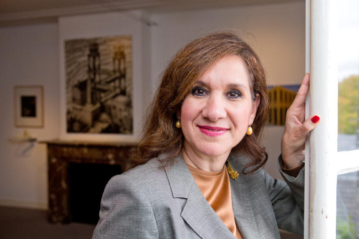 KPMG-baas Stephanie Hottenhuis: 'Het mag wel een beetje schuren'